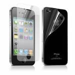Защитная пленка для iPhone 4/4S (передняя + задняя)