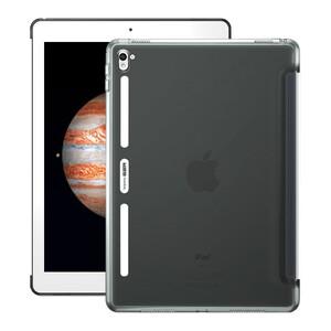 """Купить Ультратонкий чехол ESR Back Shell Charcoal Gray для iPad Pro 9.7"""""""