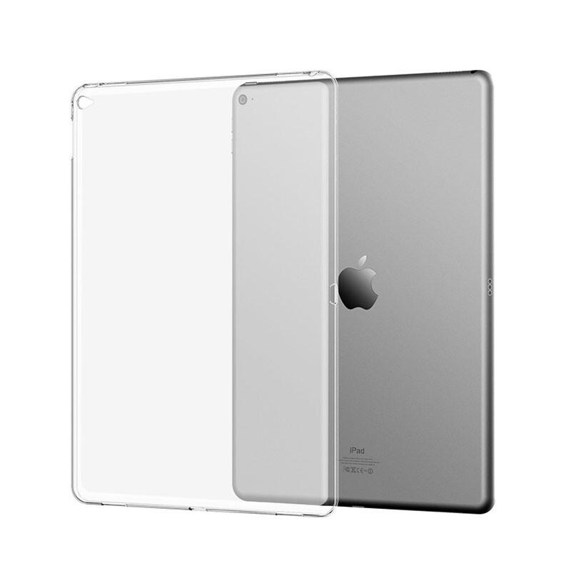 """Прозрачный TPU чехол Silicol Clear для iPad Pro 12.9"""""""