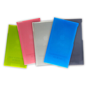 Силиконовый чехол SoftShell TPU для iPod Nano 7G/8G