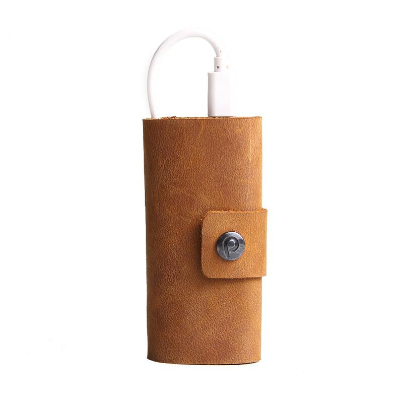 Кожаный USB-хаб d-park Dermal 4xUSB 3.0