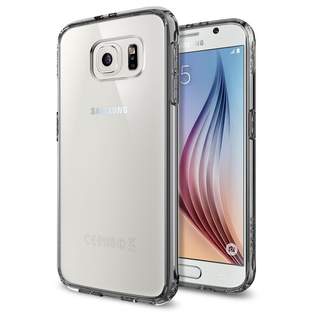 Чехол Spigen Ultra Hybrid Space Crystal для Samsung Galaxy S6