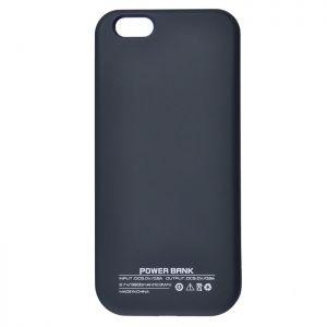 Купить Чехол-аккумулятор UltraSlim Black 3200mAh для iPhone 6/6s