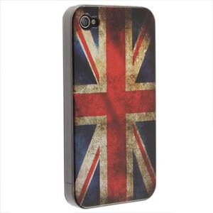 Купить Чехол с флагом Великобритании для iPhone 4/4S