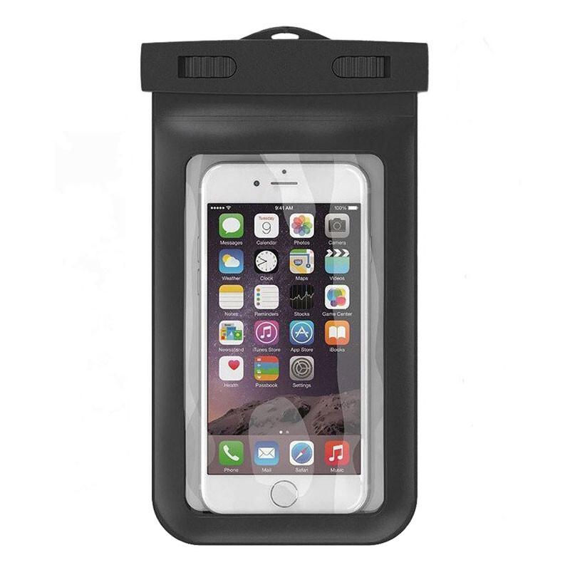 d5e2a4ecafc7 Универсальный водонепроницаемый черный чехол oneLounge Diving для  iPhone/iPod/Mobile