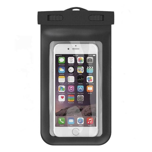 Универсальный водонепроницаемый черный чехол iLoungeMax Diving для iPhone | iPod | Mobile