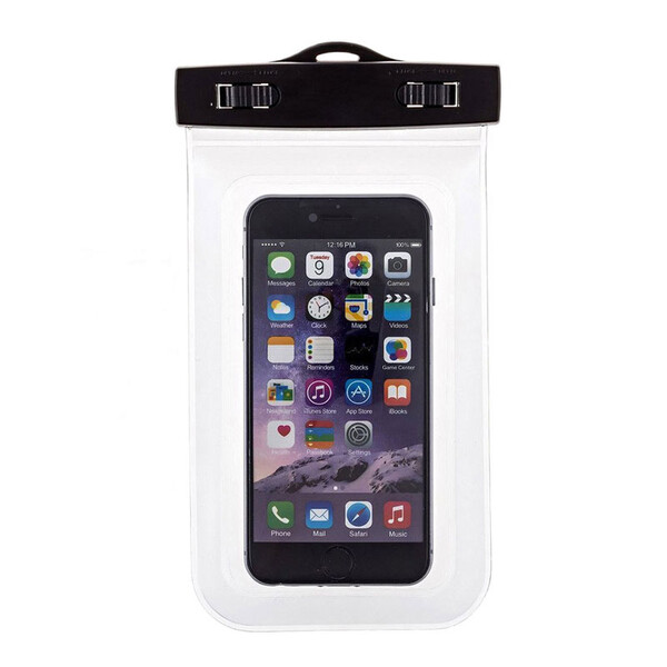Универсальный водонепроницаемый прозрачный чехол iLoungeMax Diving для iPhone | iPod | Mobile