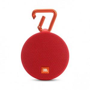 Купить Водонепроницаемая Bluetooth колонка JBL Clip 2 Red