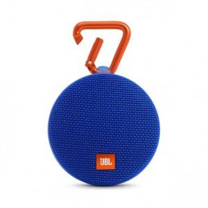Купить Водонепроницаемая Bluetooth колонка JBL Clip 2 Blue