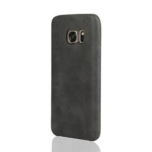Купить Ультратонкий кожаный чехол USAMS Bob Series Black для Samsung Galaxy S7 edge