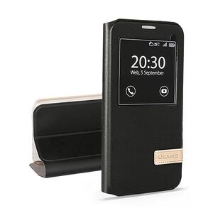 Купить Чехол-подставка USAMS Muge Series Black для Samsung Galaxy S7