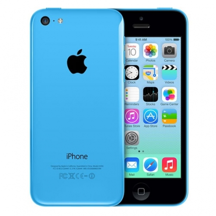 Apple iPhone 5C Голубой Refurbished