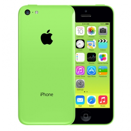 Apple iPhone 5C Зеленый Refurbished
