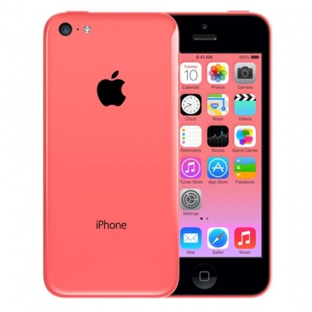 Apple iPhone 5C Розовый Refurbished