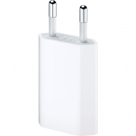 Зарядное устройство Apple 5W USB Power Adapter (MD813) для iPhone