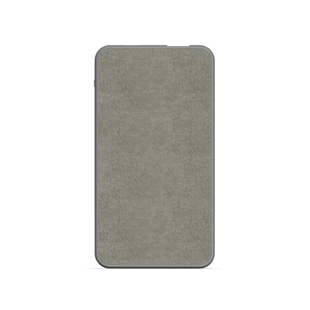 Внешний аккумулятор Mophie Powerstation Mini Gray Power Bank 5000mAh