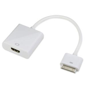 Купить Переходник Apple 30-pin to HDMI AV Adapter с поддержкой iOS8