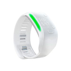 Купить Фитнес-браслет Adidas miCoach Fit Smart Small White