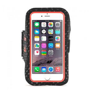 Купить Спортивный чехол с креплением на руку Griffin Adidas MiCoach Sport Armband Red для iPhone 6 Plus/6s Plus/7 Plus/8 Plus