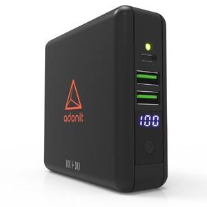 Купить Универсальное зарядное устройство с беспроводной зарядкой Adonit Wireless TravelCube Power Bank 6700mAh