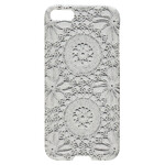 Чехол Agent18 SlimShield Limited Stevie-Crochet White для iPhone 5/5S/SE