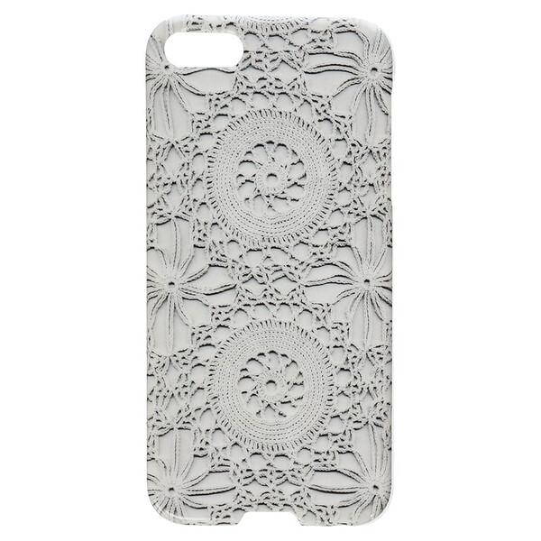 Чехол Agent18 SlimShield Limited Stevie-Crochet White для iPhone 5   5S   SE