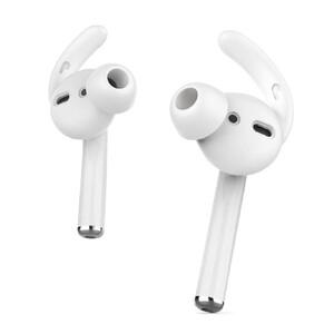 Купить Силиконовые накладки oneLounge AhaStyle Ear Hooks White для AirPods/EarPods