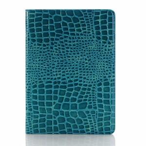 """Купить Чехол Ajakes Crocodile Blue для iPad Pro 9.7"""""""