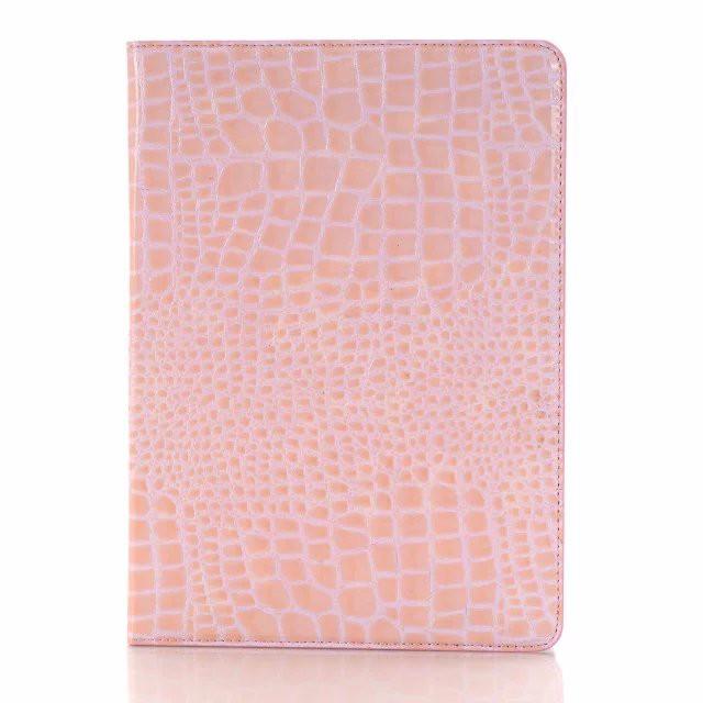 "Чехол Ajakes Crocodile Pink для iPad Pro 9.7"""