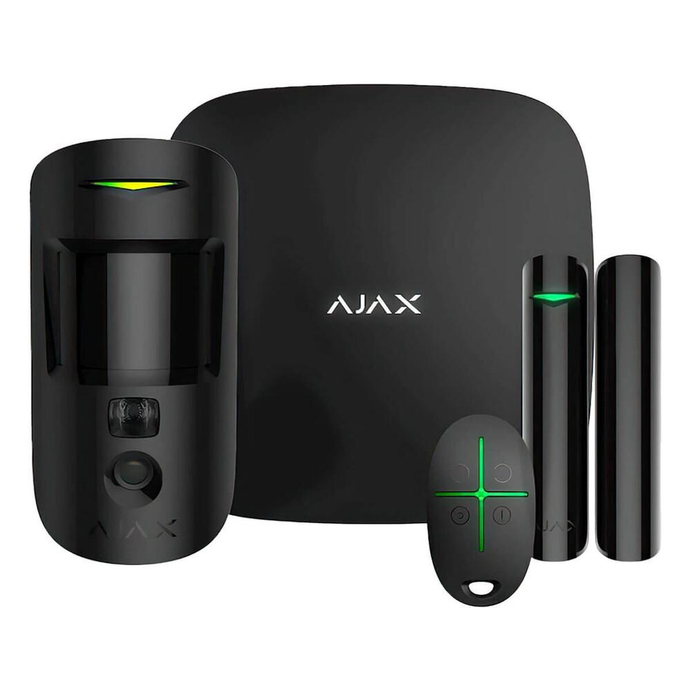Купить Охранная система Ajax StarterKit Cam
