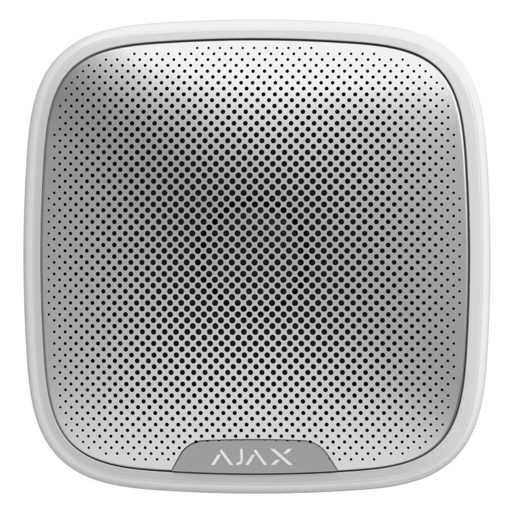 Купить Беспроводная уличная сирена Ajax StreetSiren White