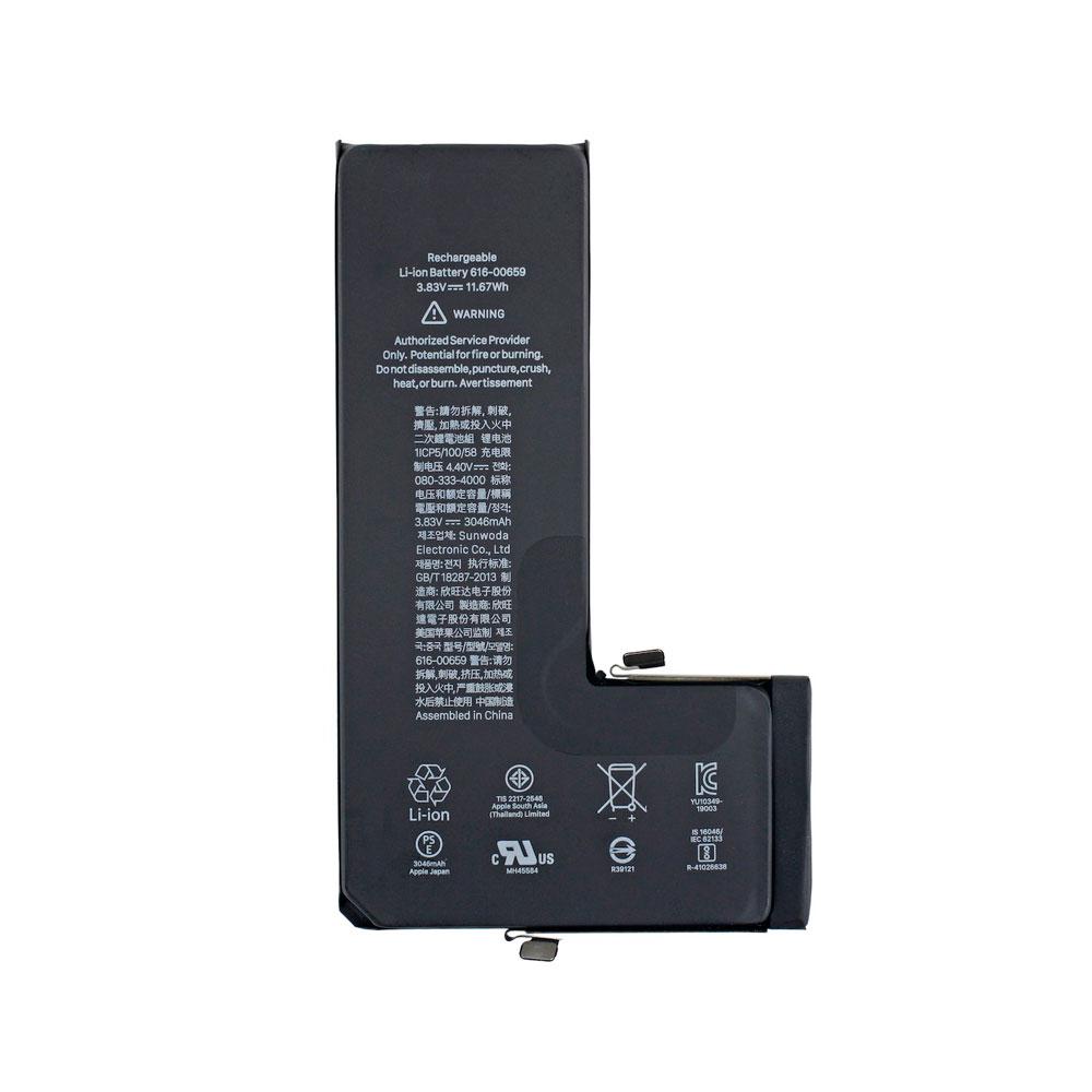 Купить Аккумулятор для iPhone 11 Pro (3046mAh)