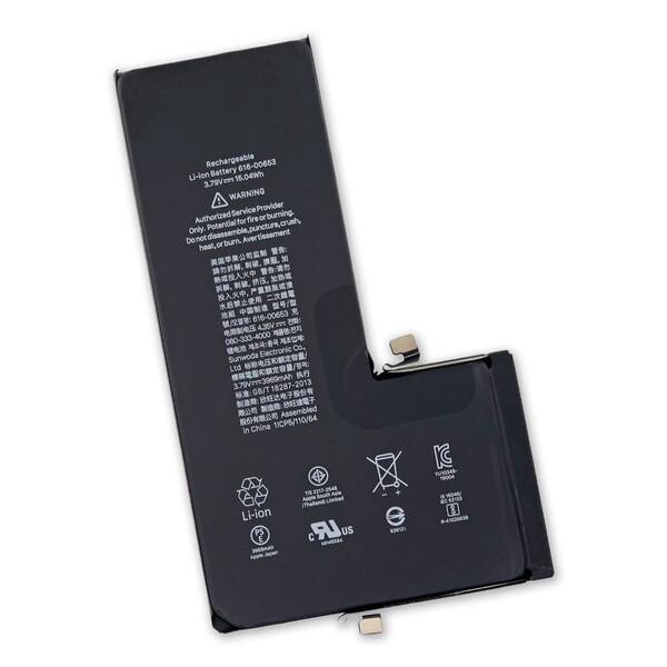 Аккумулятор для iPhone 11 Pro Max (3969mAh)