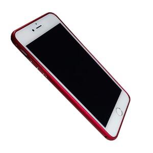Купить Алюминиевый бампер Alloy Red для iPhone 7/8