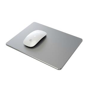 Купить Алюминиевый коврик для мыши Mouse Pad Gray