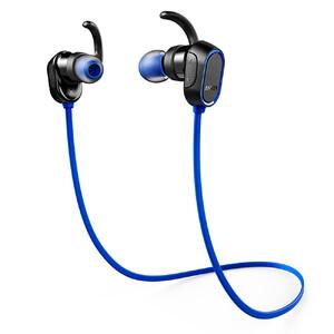 Купить Наушники Anker SoundBuds Sport Blue