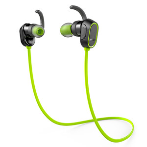 Купить Наушники Anker SoundBuds Sport Green
