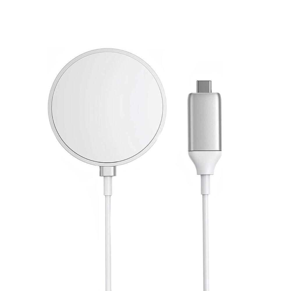 Купить Беспроводная магнитная зарядка Anker Qi Charging Pad MagSafe для iPhone 12 mini   12   12 Pro   12 Pro Max