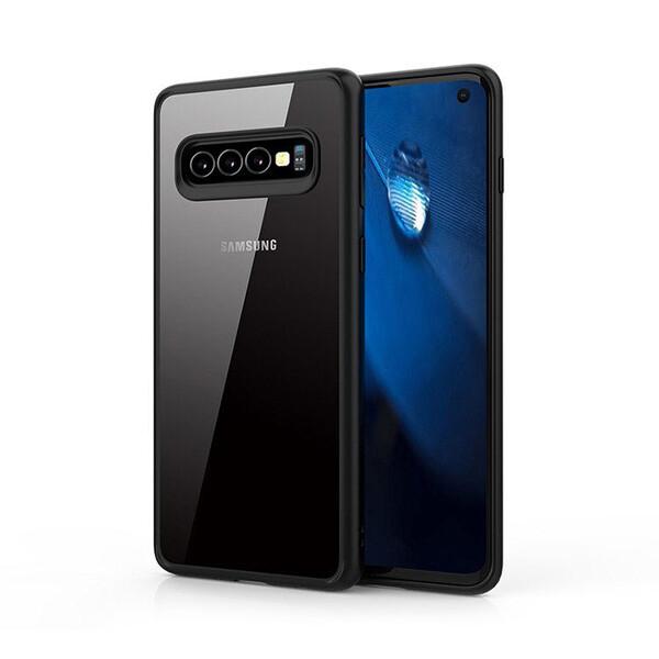 Защитный чехол iLoungeMax Anomaly Fusion Black для Samsung Galaxy S10