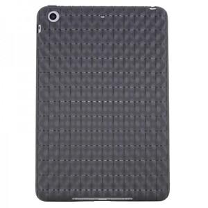 """Купить Черный гелевый чехол """"Grid"""" для iPad mini"""