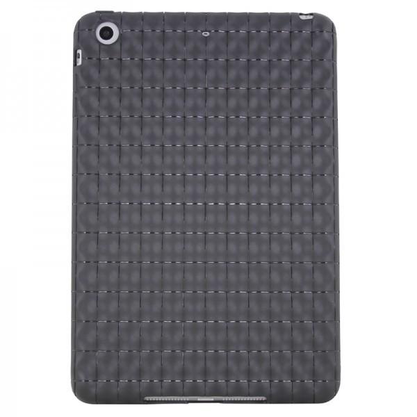 """Черный гелевый чехол """"Grid"""" для iPad mini"""