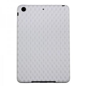 """Купить Белый гелевый чехол """"Grid"""" для iPad mini"""