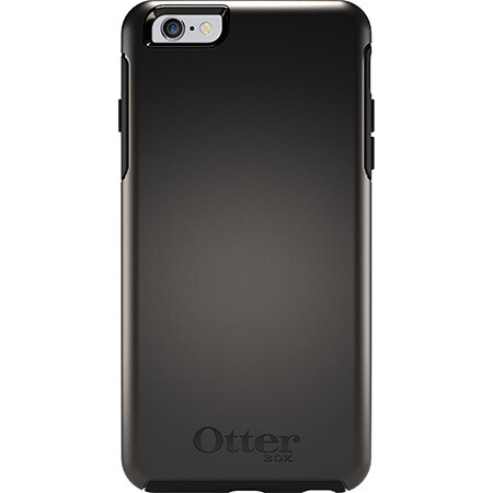 Чехол Otterbox Symmetry Series Black для iPhone 6 Plus/6s Plus
