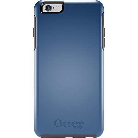 Чехол Otterbox Symmetry Series Blue Print для iPhone 6/6s Plus