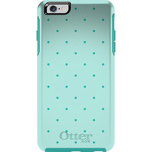 Купить Чехол Otterbox Symmetry Series Aqua Dot для iPhone 6 Plus/6s Plus