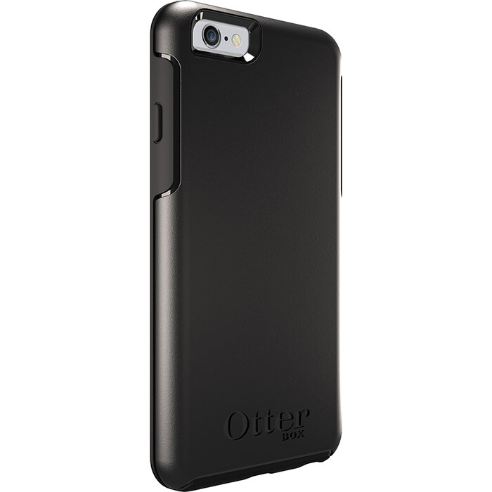 Чехол Otterbox Symmetry Series Black для iPhone 6/6s