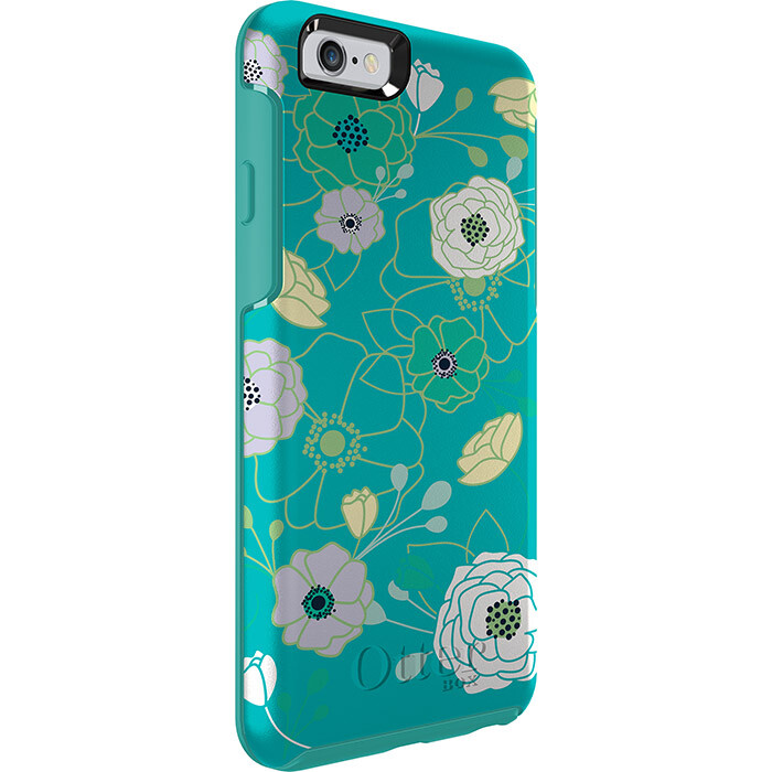 Чехол Otterbox Symmetry Series Eden Teal для iPhone 6/6s