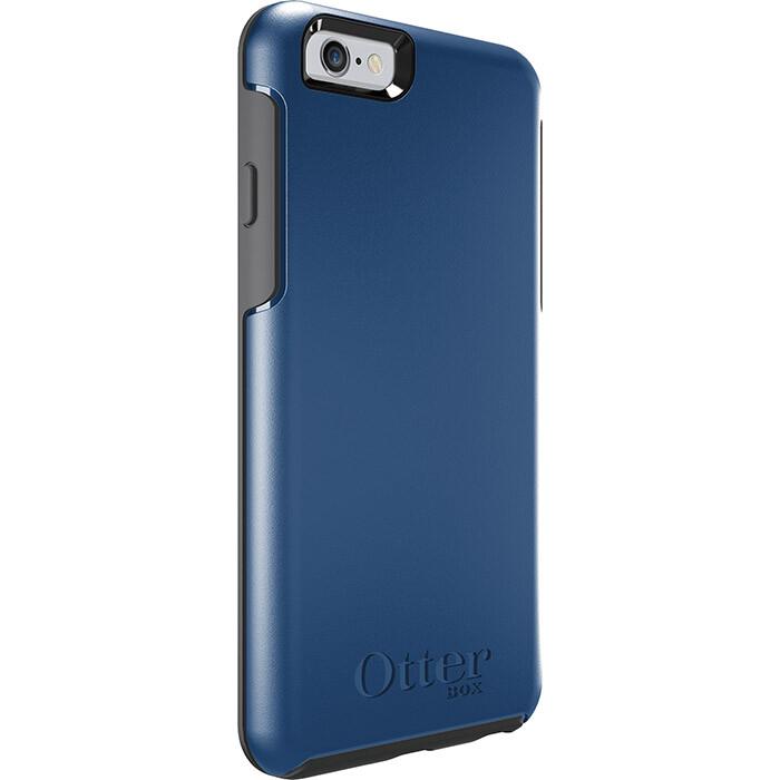 Чехол Otterbox Symmetry Series Blue Print для iPhone 6/6s