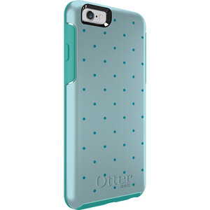 Купить Чехол Otterbox Symmetry Series Aqua Dot для iPhone 6/6s
