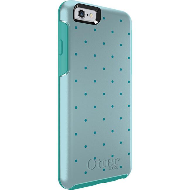 Чехол Otterbox Symmetry Series Aqua Dot для iPhone 6/6s